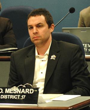 Rep. J.D. Mesnard