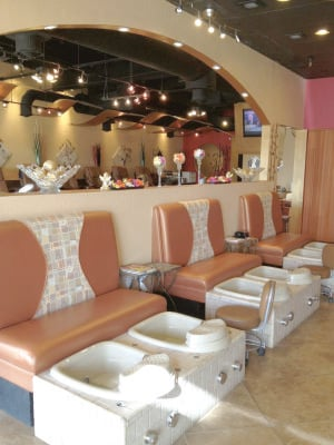 Best nail salon: Angel Nails in Phoenix