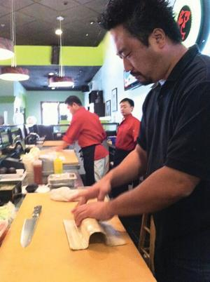 Sushi Eye opens in Ahwatukee