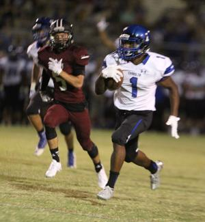 Chandler vs Red Mountain