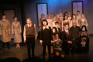 'Addams Family' comes to ACT