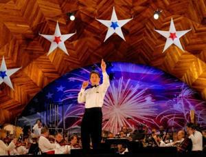 Boston Pops conductor Keith Lockhart