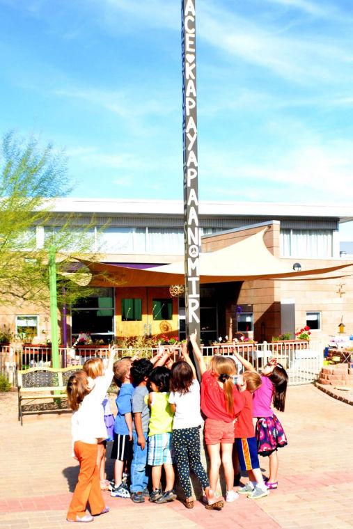 Keystone Montessori Embracing Peace on Campus