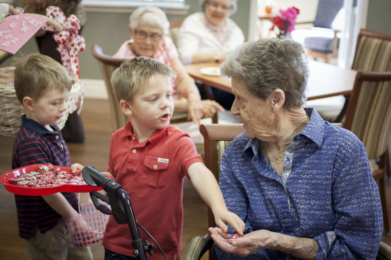Children of Hope Valentines for Mountain Park Senior Living
