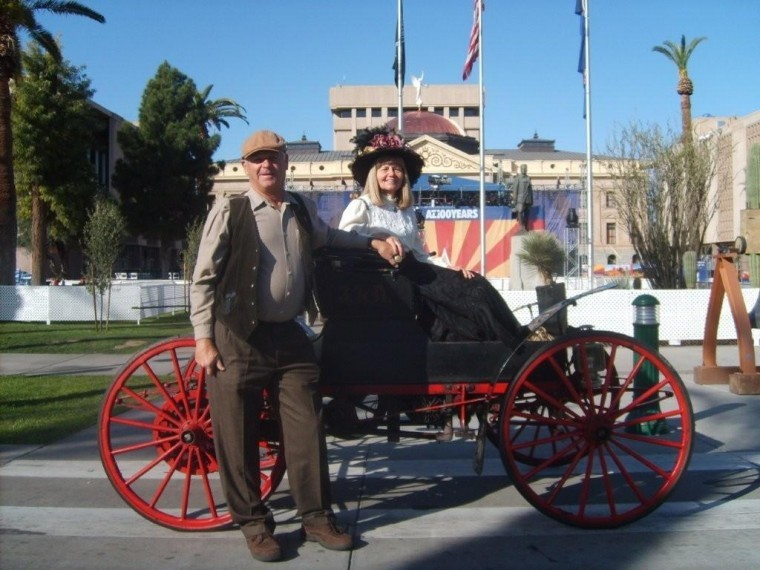Oldest cars in Arizona?