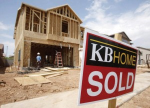 Housing glut over?