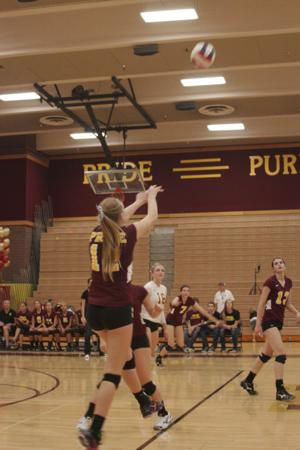 Pride volleyball