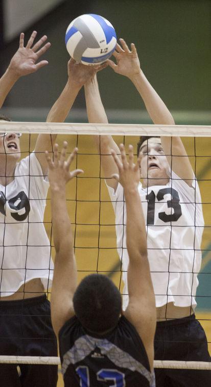 Volleyball: Horizon Honors vs Dobson
