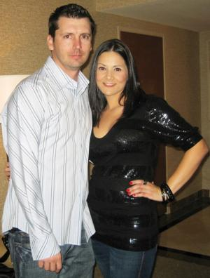 Shane Dyer and Johanna M. Soto