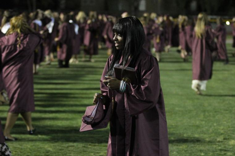 Mountain Pointe High School Class of 2014 Graduation Ceremony