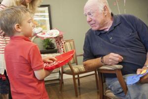 Children of Hope Valentines for Mountain Park Senior Living