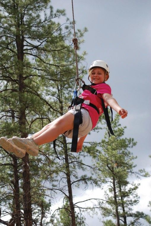 Girl Scouts camp