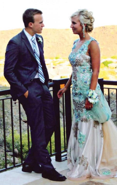 McKay Tanner and Nicole Kazan
