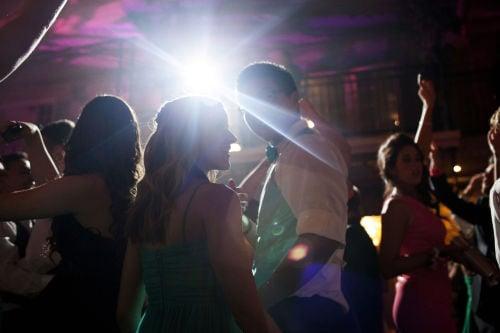 9 p.m. - The Dance