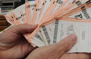 Arizona Lottery tickets