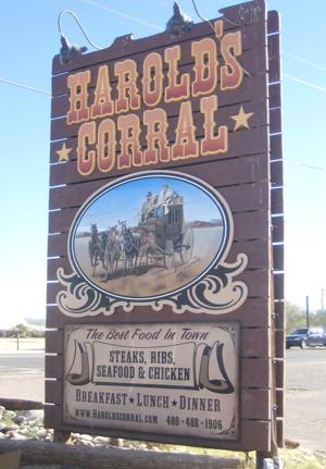 Harold's Cave Creek Corral