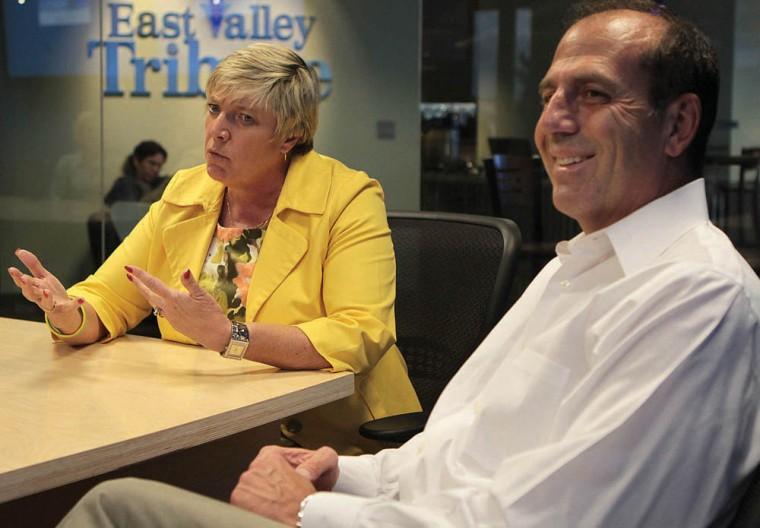 DiCiccio endorses Neely for mayor