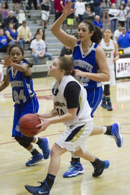 Basketball: Desert Vista vs Mesquite