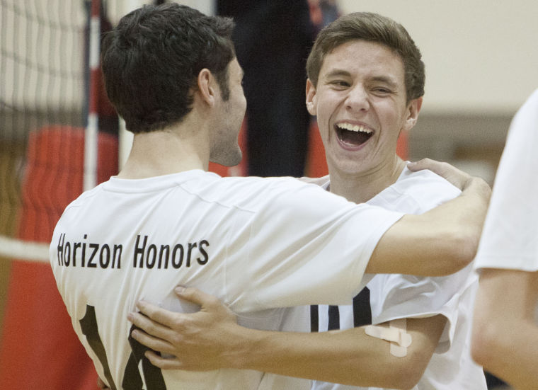 Volleyball: Horizon Honors vs Dobson