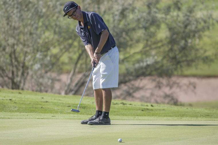 Boys Golf State Championships