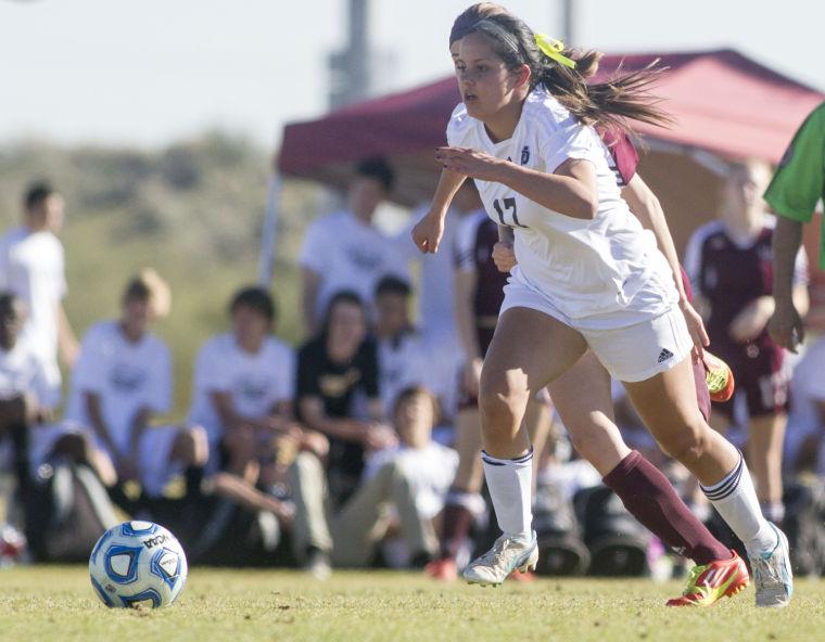 Soccer: DV vs Desert Mountain