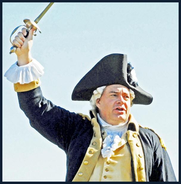 """""""Gen. George Washington"""""""