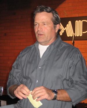 Tony Vicich, instructor of comedyschools.com