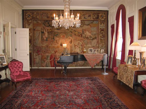 Travel-Trip-WWI-Woodrow Wilson House
