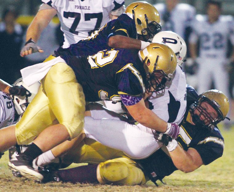 Desert Vista defense