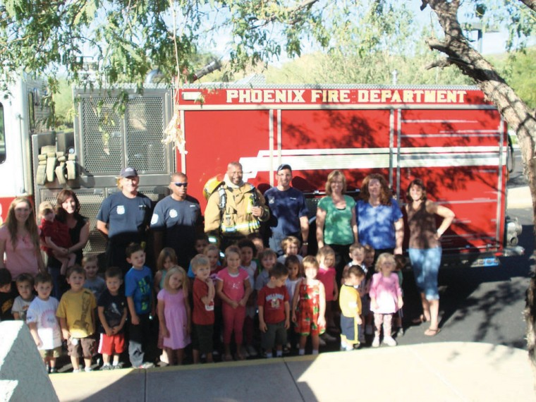 Children of Hope gets new sprinkler system