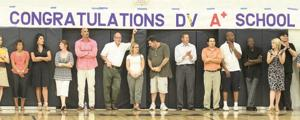 Desert Vista receives A+ award of excellence