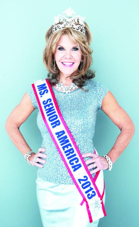 Ms. Senior America 2013, Carolyn Corlew