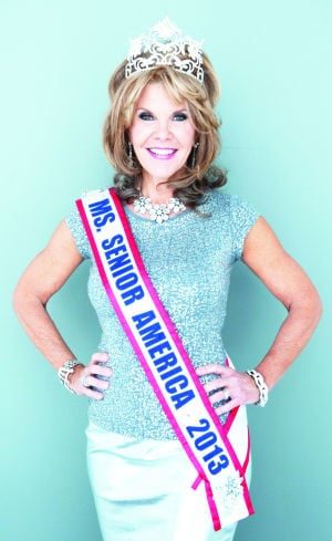 Ms. Senior America 2013 to be a special guest at Ms. Senior Arizona