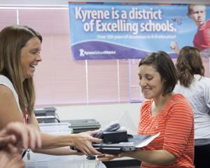 Kyrene New Teachers
