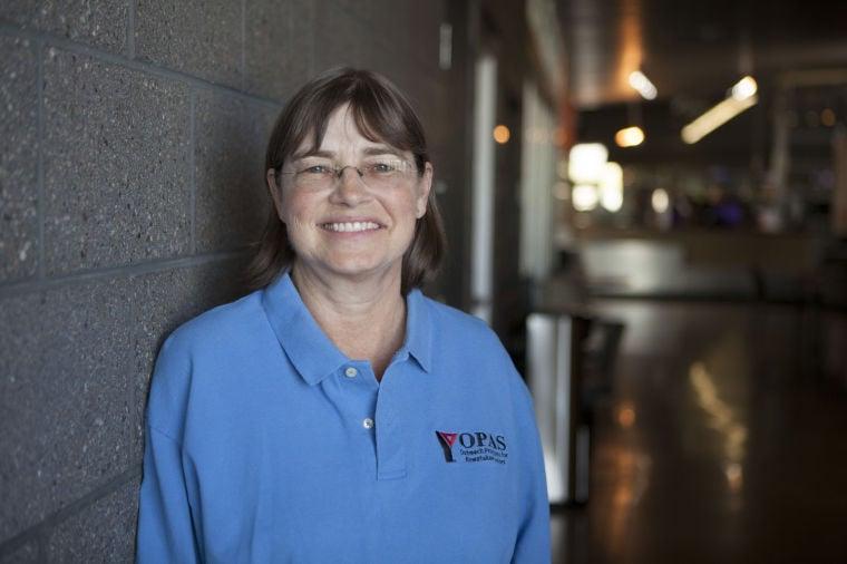 YOPAS Volunteer of the Year Teresa Akrish
