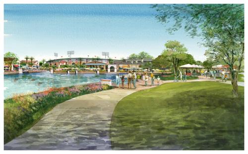 Cubs Park View