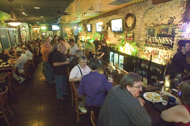 Murphy's Law Irish Pub celebrates St. Patrick's Day