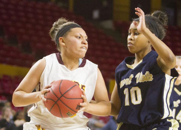 Basketball: DV vs MP