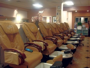 Best Nail Salon 2009