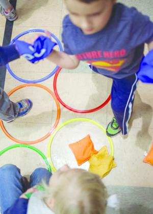 Ahwatukee Preschool Olympics