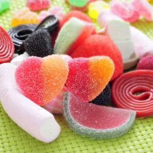 Avoid hard and sticky candy