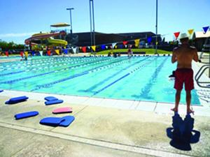 Pecos Pool