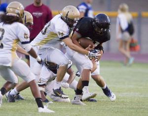 Football: DV vs Desert Ridge scrimmage