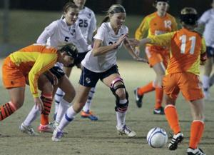 Desert Vista girls soccer