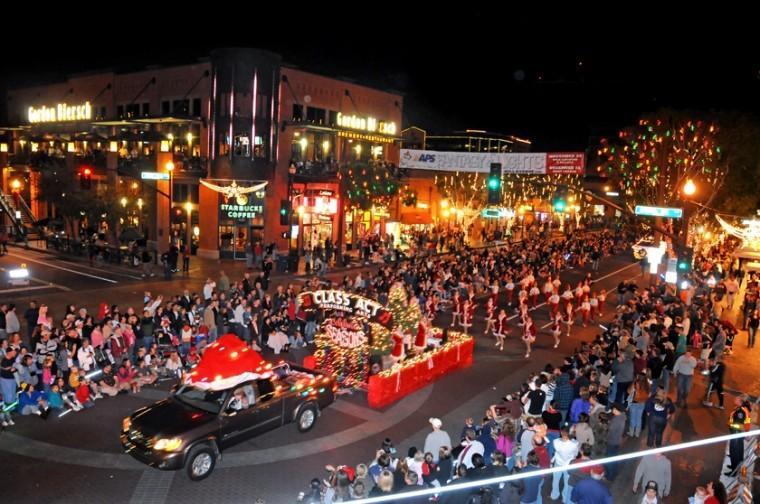 Tempe Fantasy of Lights parade