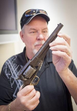 Wyatt Earp Shotgun