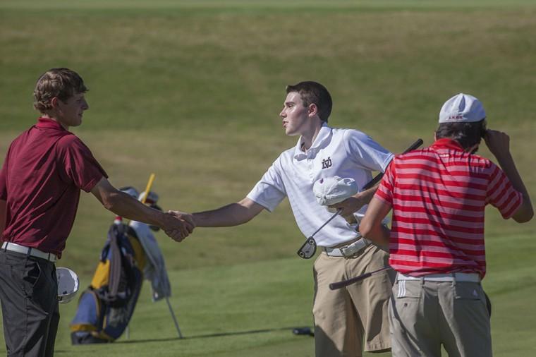 Boys Golf State Championships