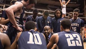 Boys basketball: Desert Vista Vs. Corona
