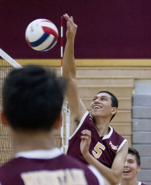 Volleyball: MP vs Alta Vista Charter