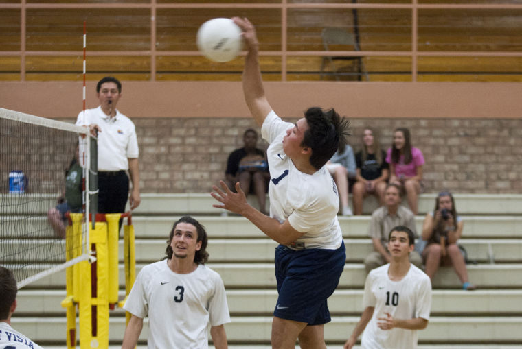 Volleyball: DV vs Marcos de Niza